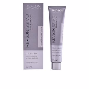 Dye REVLONISSIMO COLOR & CARE #7-medium blonde Revlon