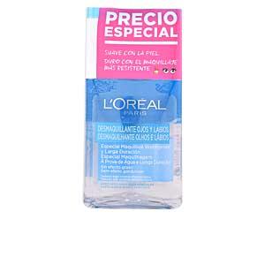 DESMAQUILLADOR OJOS waterproof DUPLO 2 x 125 ml