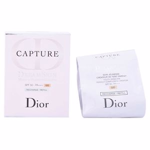 Foundation Make-up CAPTURE TOTALE DREAMSKIN perfect skin cushion Aufladen Dior