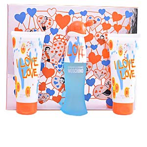 Moschino CHEAP AND CHIC I LOVE LOVE COFFRET parfum
