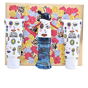 Moschino SO REAL CHEAP & CHIC SET perfume