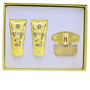 Versace YELLOW DIAMOND COFFRET parfum