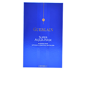 Face mask SUPER AQUA-MASK masque intensif Guerlain