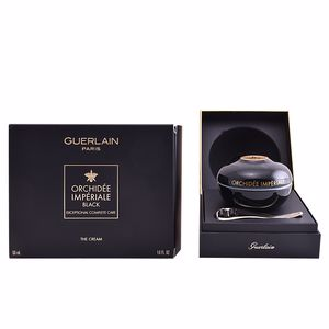 Anti aging cream & anti wrinkle treatment ORCHIDÉE IMPÉRIALE BLACK the cream Guerlain