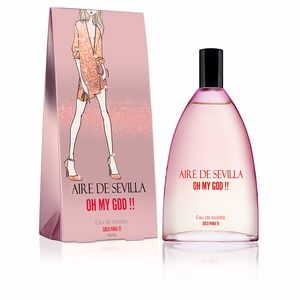 AIRE DE SEVILLA OH MY GOD eau de toilette spray 150 ml