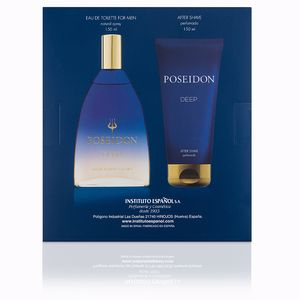 Poseidon POSEIDON DEEP MEN SET perfume