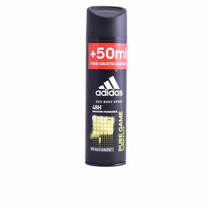 Deodorant PURE GAME deodorant spray Adidas