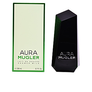 Shower gel AURA lait de douche Thierry Mugler
