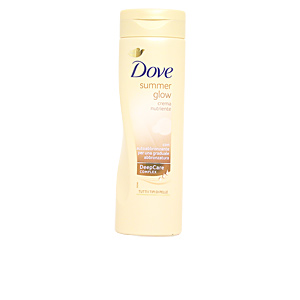 Corpo SUMMER GLOW nourishing lotion Dove