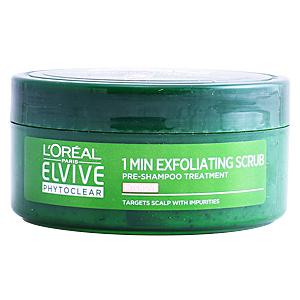 Scrub per capelli ELVIVE phytoclear anticaspa tratamiento pre-champú L'Oréal París