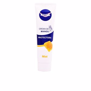 Hand cream & treatments MIEL crema manos protectora Nivea