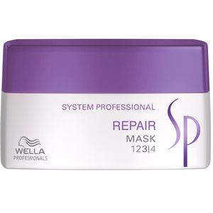 Hair mask for damaged hair SP REPAIR mask System Professional