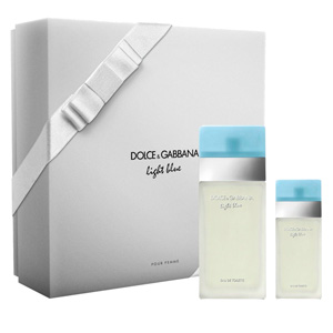 Dolce & Gabbana, LIGHT BLUE POUR FEMME lote