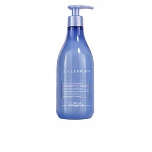 Shampoo for shiny hair BLONDIFIER GLOSS shampoo L'Oréal Professionnel