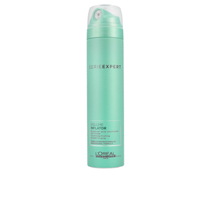 Hair products VOLUMETRY volume infaltor hairspray L'Oréal Professionnel