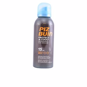 Corps PROTECT & COOL refreshing sun mousse SPF15 Piz Buin