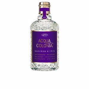 4711 ACQUA COLONIA SAFFRON & IRIS  parfum
