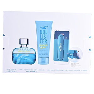 Hollister FESTIVAL VIBES FOR HIM COFFRET parfum
