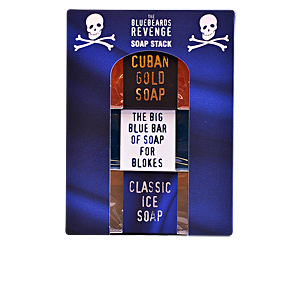 Gel bain SOAP STACK COFFRET The Bluebeards Revenge