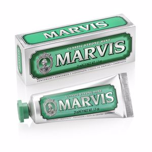 Mouthwash CLASSIC STRONG MINT toothpaste Marvis
