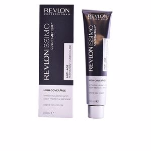 Tintas REVLONISSIMO HIGH COVERAGE #9-very light blonde Revlon