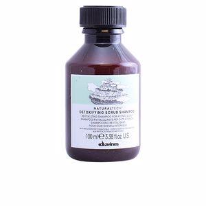 Champú purificante - Exfoliante capilar NATURALTECH detoxifying scrub shampoo Davines