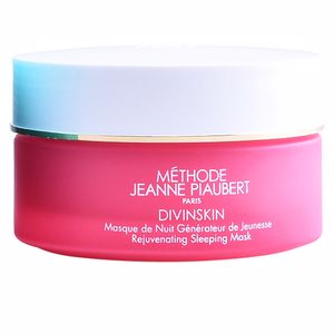 Anti aging cream & anti wrinkle treatment DIVINSKIN masque nuit Jeanne Piaubert
