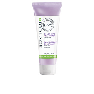 Heat protectant for hair R.A.W. HEAT styling primer Biolage