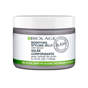 Hair styling product R.A.W. BODYFYING styling jelly Biolage