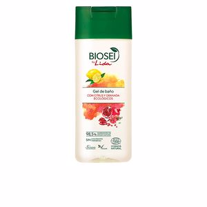 Shower gel BIOSEI CITRUS & GRANADA ECOCERT gel de ducha Lida