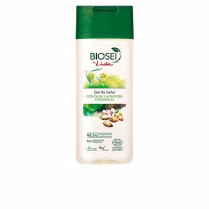 Shower gel BIOSEI OLIVA & ALMENDRAS ECOCERT gel de ducha Lida