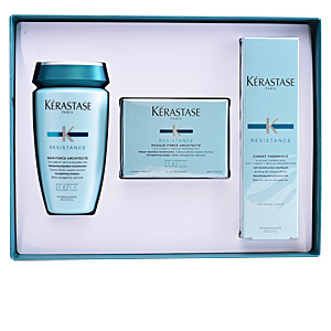 Hair repair treatment RESISTANCE SET Kérastase