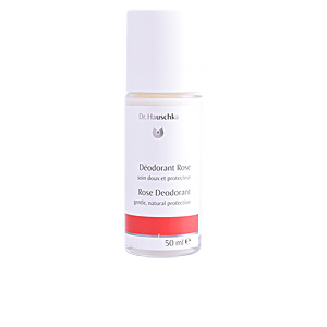 Desodorante ROSE desodorante Dr. Hauschka
