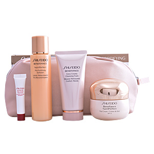 Gesichtsreiniger BENEFIANCE NUTRIPERFECT DAY CREAM SET Shiseido