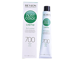 Temporary Dyeing NUTRI COLOR creme #700-green Revlon