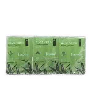 Limpeza facial - Sabonete ALOE VERA jabón piel seca o sensible Lixone