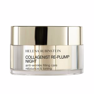 Cremas Antiarrugas y Antiedad COLLAGENIST RE-PLUMP night anti-wrinkle filling care Helena Rubinstein