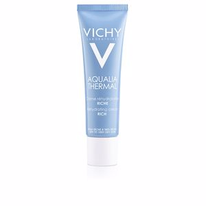 Face moisturizer AQUALIA THERMAL crème riche hidratation dinamique Vichy