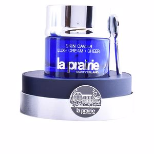 Anti aging cream & anti wrinkle treatment SKIN CAVIAR LUXE cream premier sheer La Prairie
