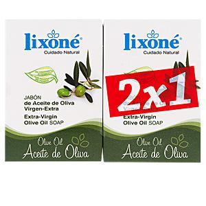 Limpiador facial - Jabón perfumado ACEITE OLIVA jabón piel seca Lixone