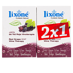 Limpeza facial - Sabonete VID ROJA jabón piel delicada o grasa Lixone