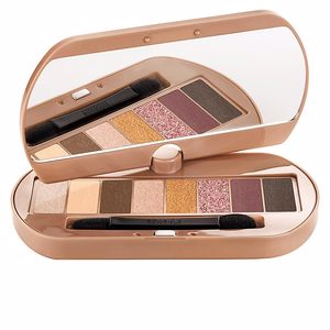 Eye shadow EYE CATCHING NUDE eyeshadow palette Bourjois