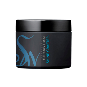 Hair styling product SHINE CRAFTER mouldable wax Sebastian