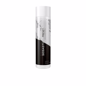 Anti frizz hair products PRESET conditioner Sebastian