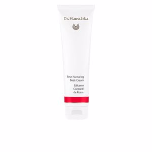 Body moisturiser ROSE nurturing body cream Dr. Hauschka