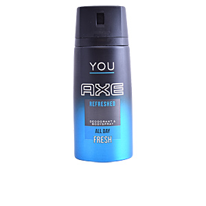 Desodorizantes YOU REFRESHED deodorant spray Axe