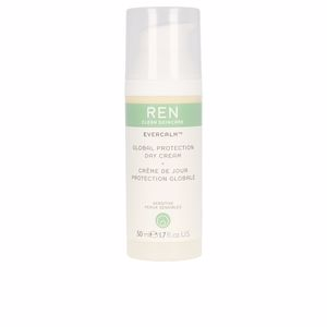 Face moisturizer EVERCALM global protection day cream Ren Clean Skincare