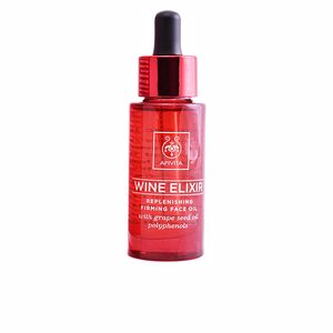 Tratamiento Facial Reafirmante WINE ELIXIR replenishing firming oil  Apivita