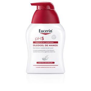 PH5 oleogel manos piel seca-agrietada 250 ml