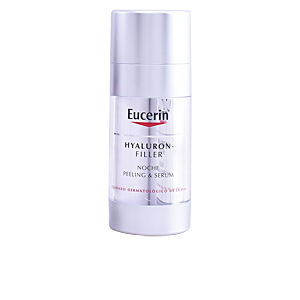 Anti aging cream & anti wrinkle treatment HYALURON FILLER peeling & serum Eucerin